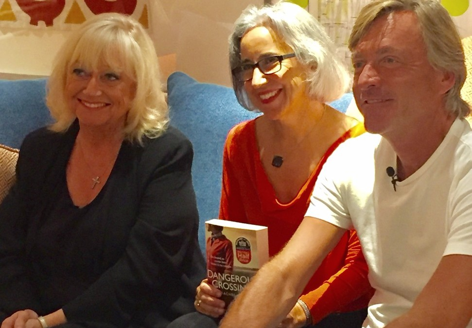 It's only Richard and Judy! *FAINTS*