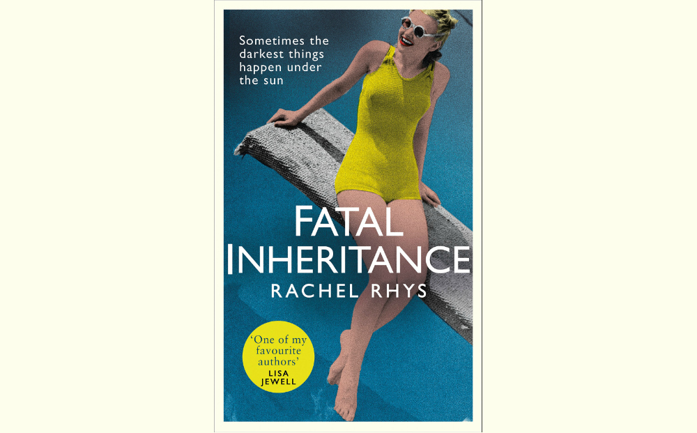 Fatal Inheritance – Happy Publication Day to Me!